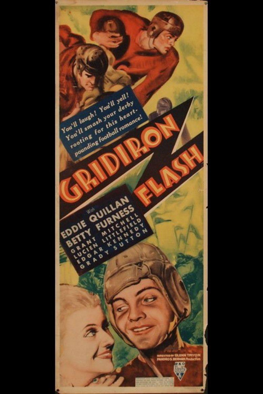 Gridiron Flash Poster