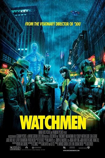 Watchmen: Ultimate Cut Poster