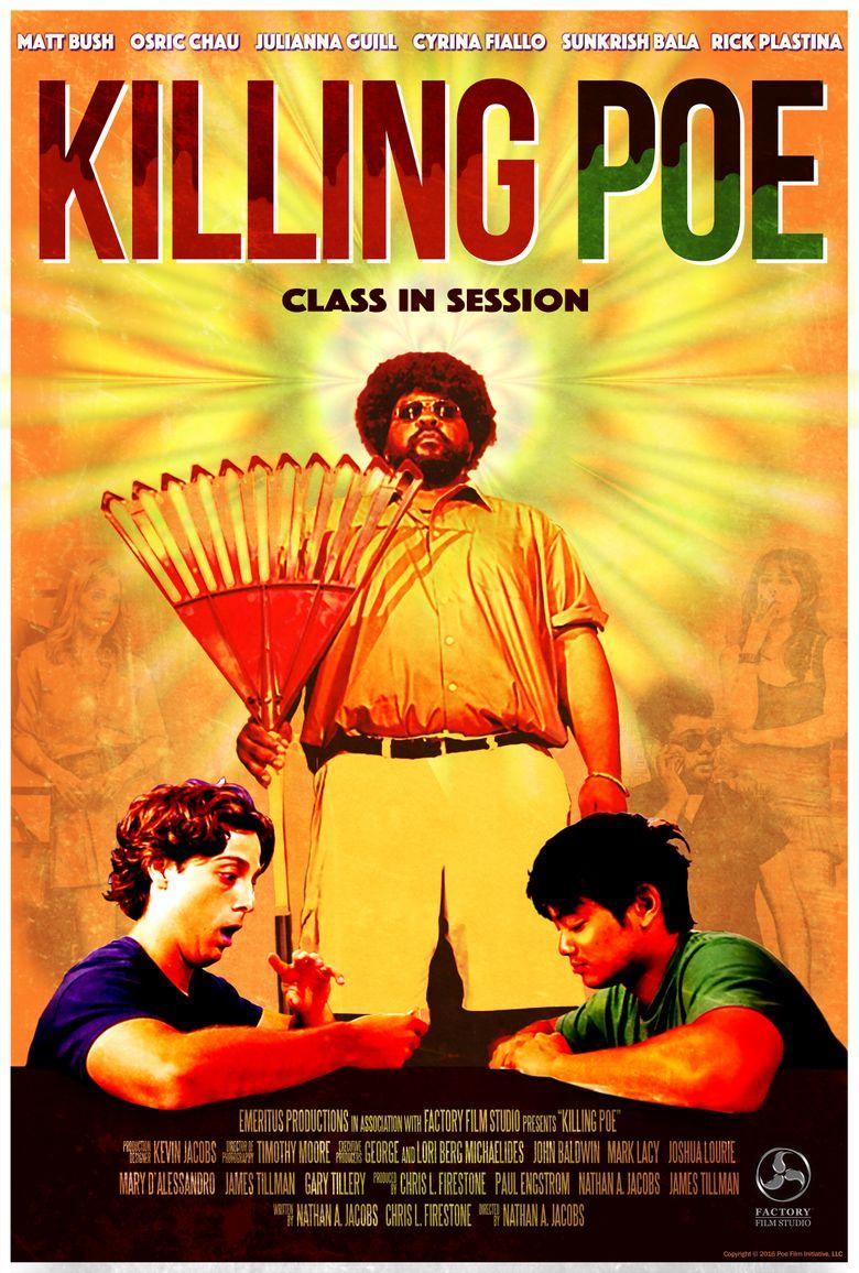 Killing Poe Poster