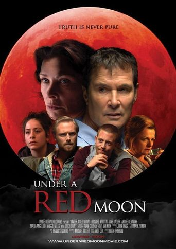 Under a Red Moon Poster