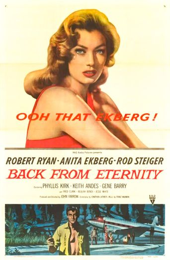 Back from Eternity Poster