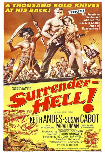 Surrender - Hell! Poster
