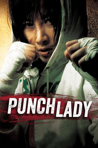 Punch Lady Poster