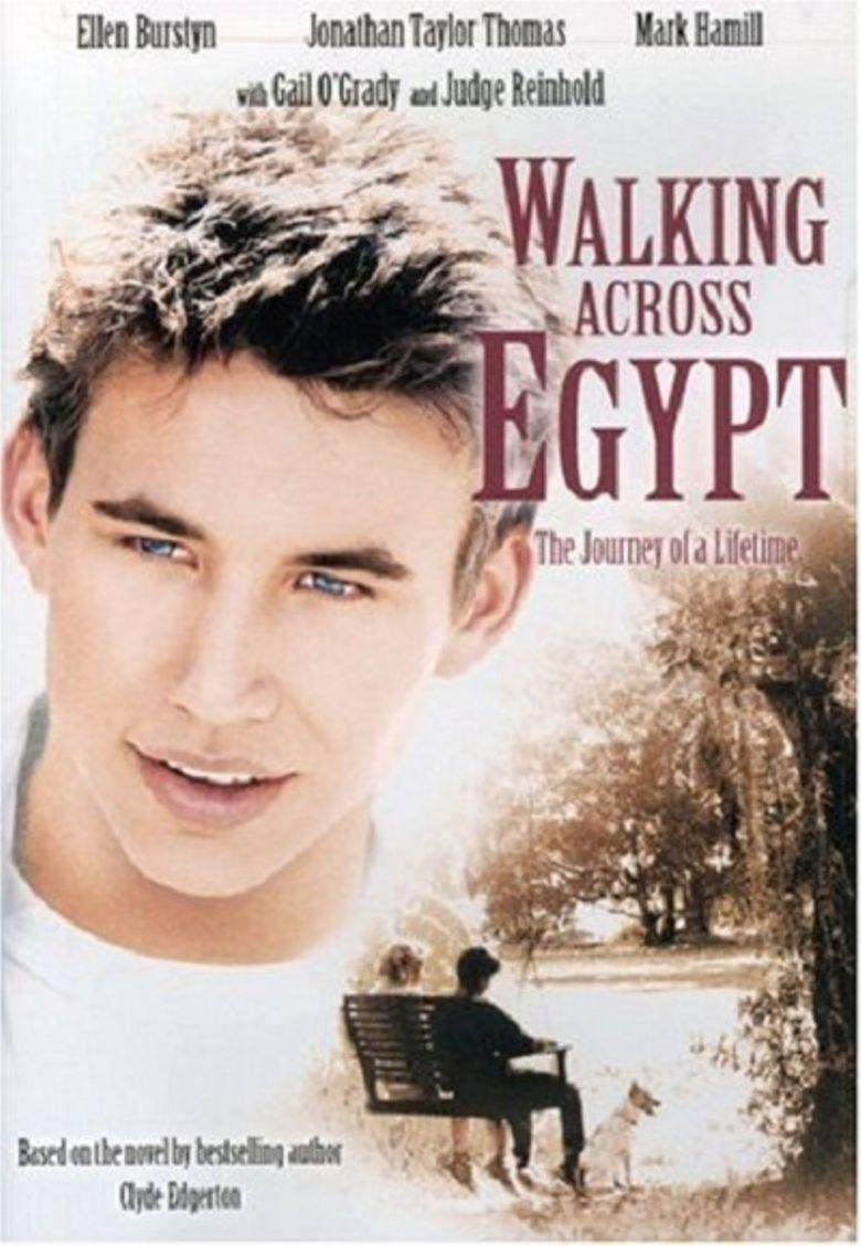 Walking Across Egypt Poster
