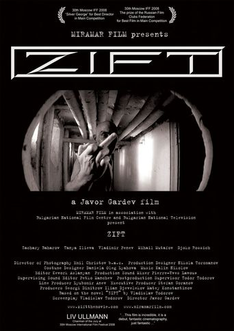 Zift Poster
