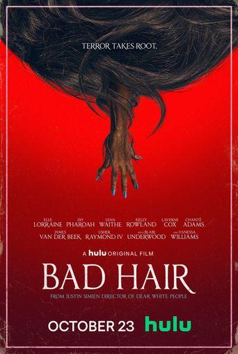 Bad Hair Poster