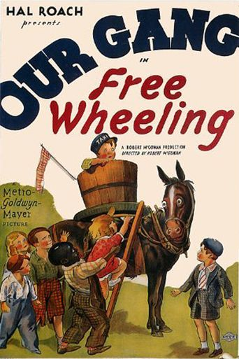 Free Wheeling Poster