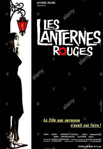 The Red Lanterns Poster