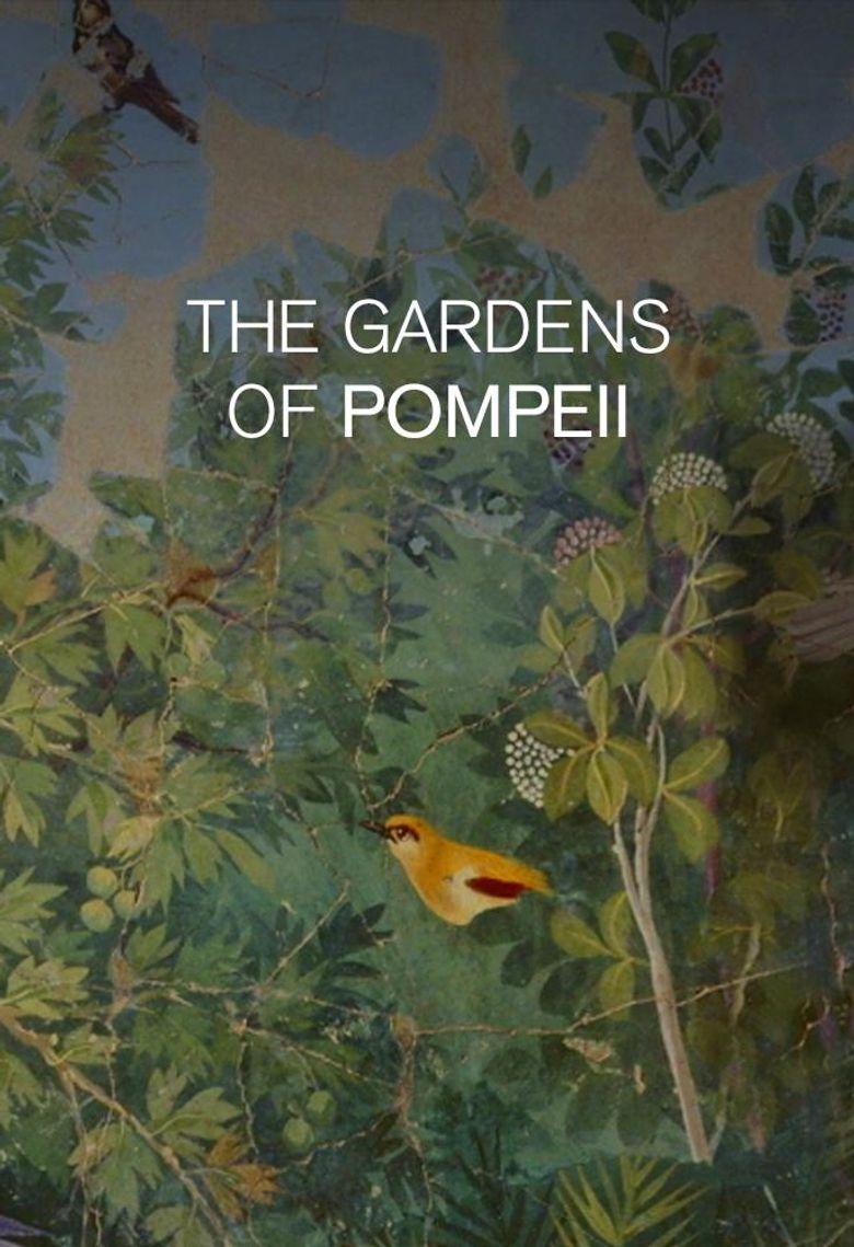 The Gardens of Pompeii Poster
