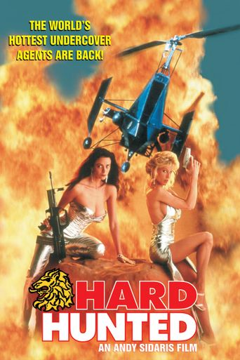 Hard Hunted Poster