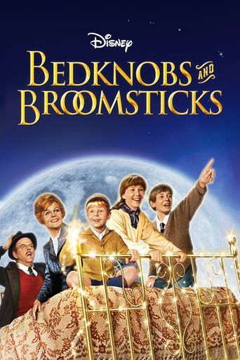 Watch Bedknobs and Broomsticks