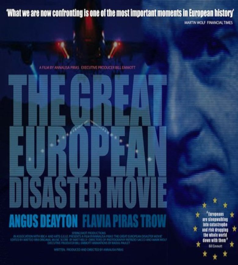 Watch The Great European Disaster Movie