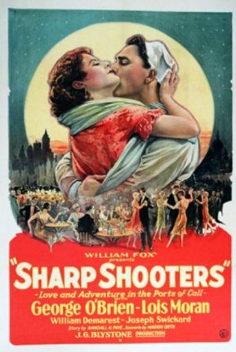 Sharp Shooters Poster