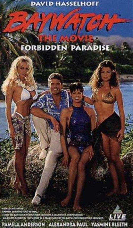 Baywatch: Forbidden Paradise Poster