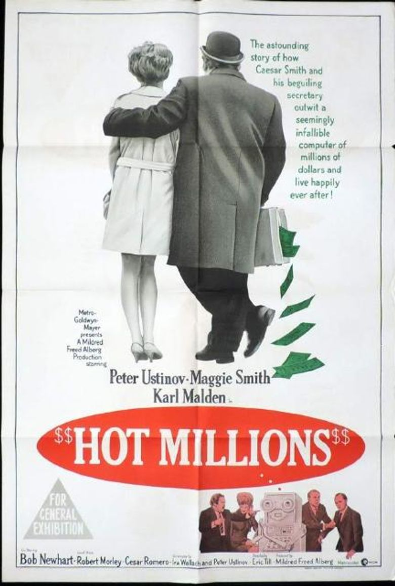 Hot Millions Poster