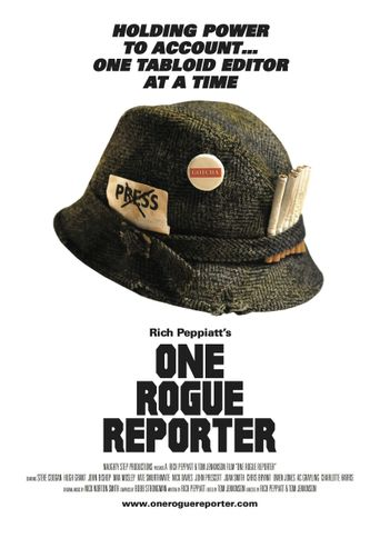 One Rogue Reporter Poster