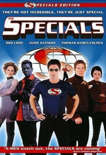 The Specials Poster