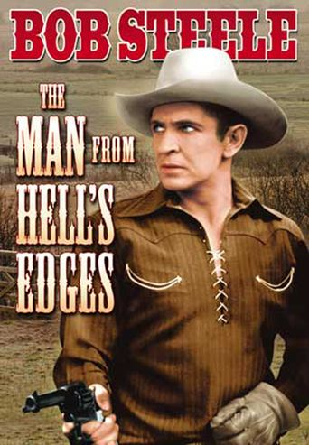 The Man from Hell's Edges Poster