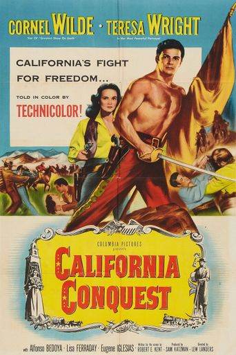 California Conquest Poster