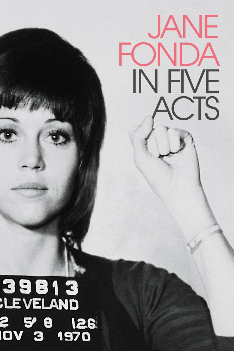 Jane Fonda in Five Acts Poster