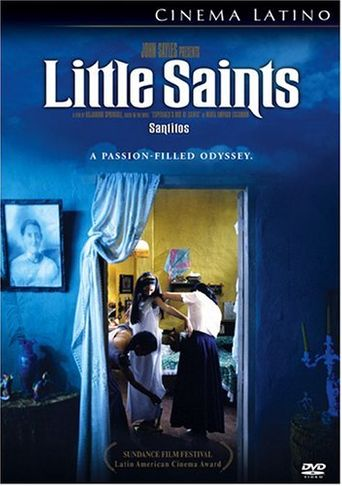 Santitos Poster