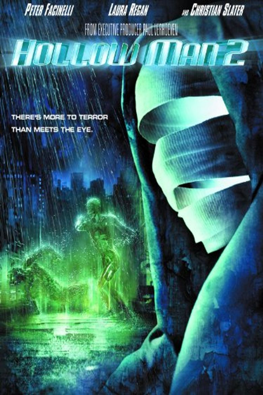 Hollow Man II Poster