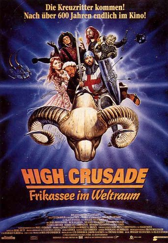 The High Crusade Poster