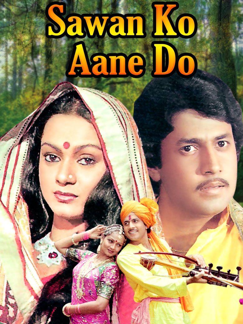 Sawan Ko Aane Do Poster