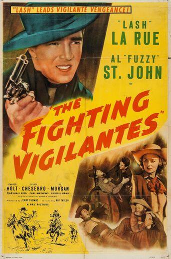 The Fighting Vigilantes Poster