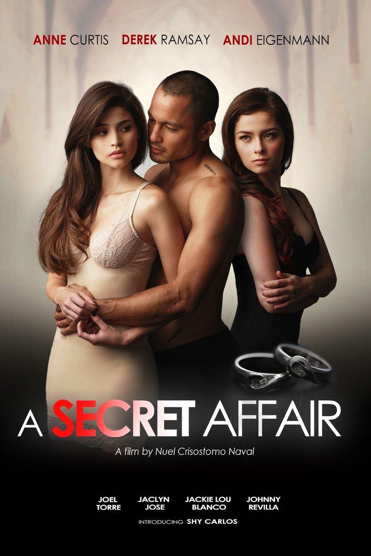 A Secret Affair Poster