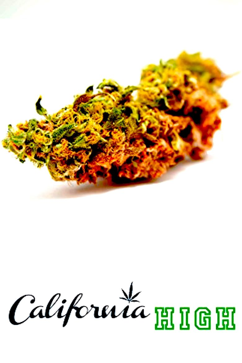 California High Poster