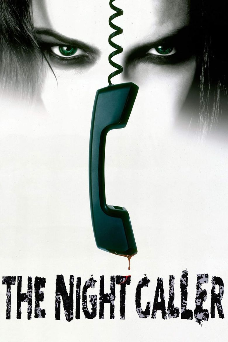The Night Caller Poster