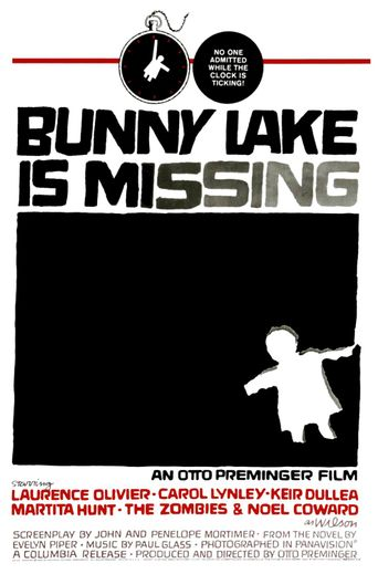 Watch Bunny Lake Is Missing