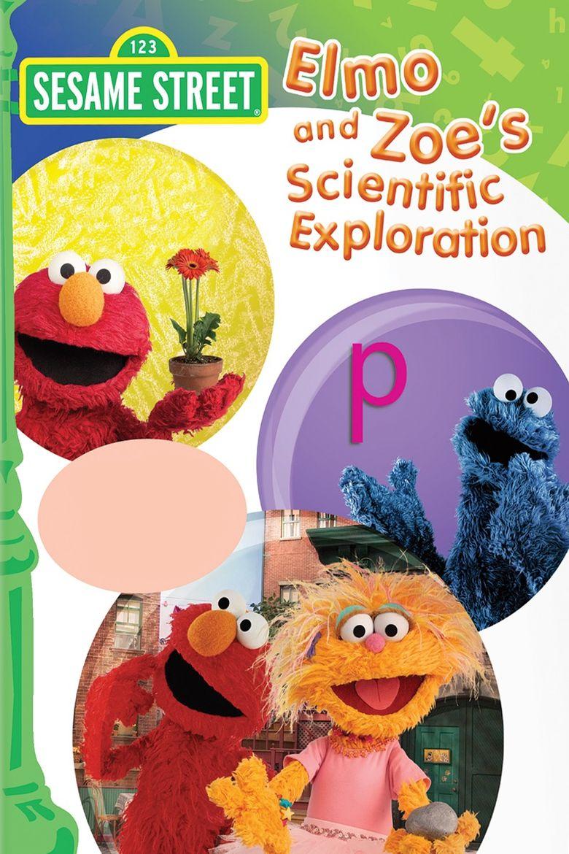 Sesame Street: Elmo and Zoe's Scientific Exploration Poster