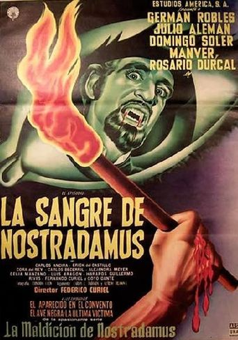The Blood of Nostradamus Poster