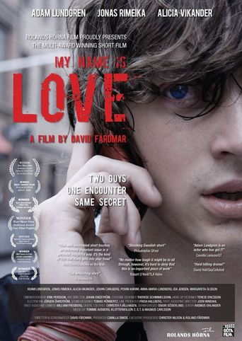 My Name Is Love Poster