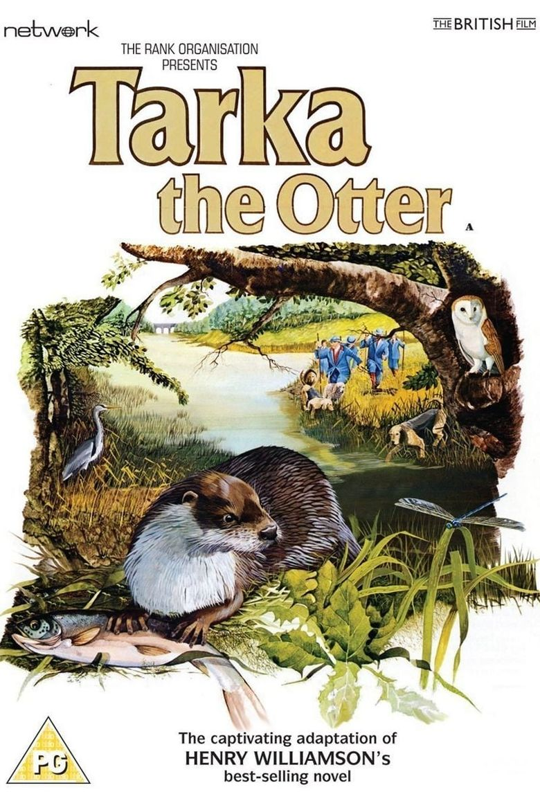 Tarka the Otter Poster