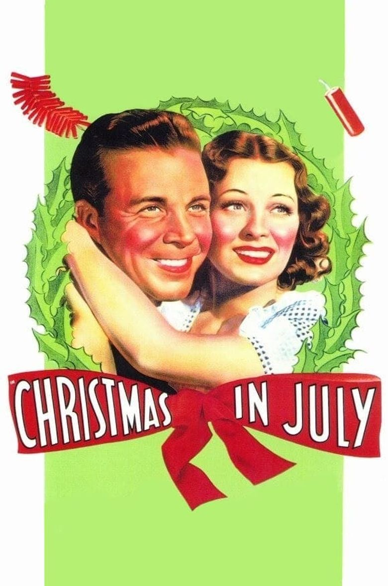 Christmas In July Movie.Christmas In July 1940 Where To Watch It Streaming
