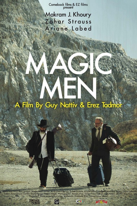 Magic Men Poster