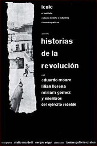 Stories of the Revolution Poster