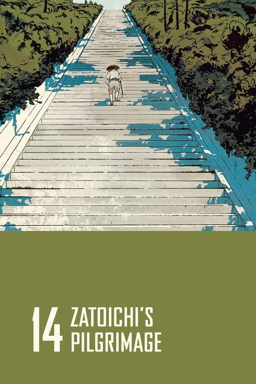 Zatôichi's Pilgrimage Poster