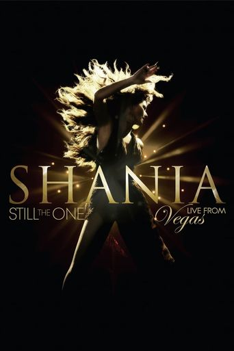 Shania Twain: Still the One - Live from Vegas Poster