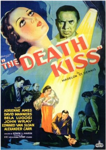 The Death Kiss Poster