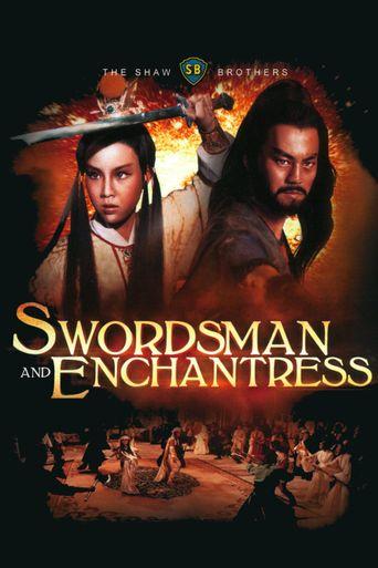 Swordsman and Enchantress Poster