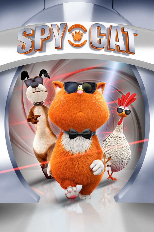 Spy Cat Poster