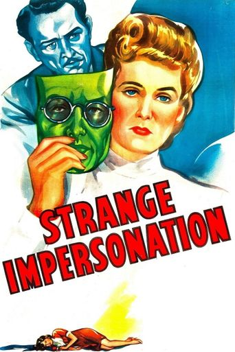 Strange Impersonation Poster