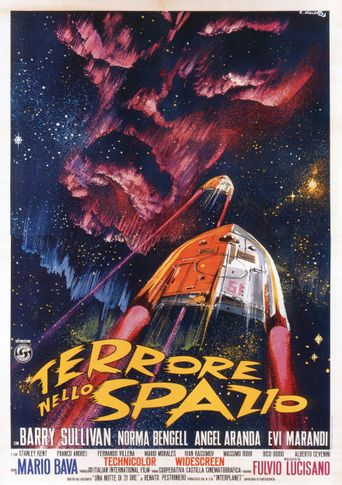 Watch Planet of the Vampires
