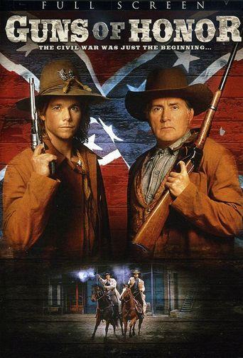 Guns of Honor Poster