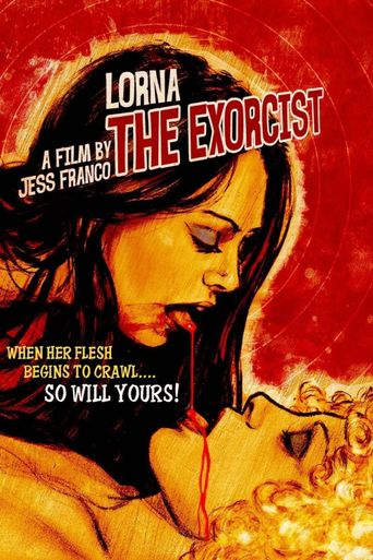 Lorna, the Exorcist Poster