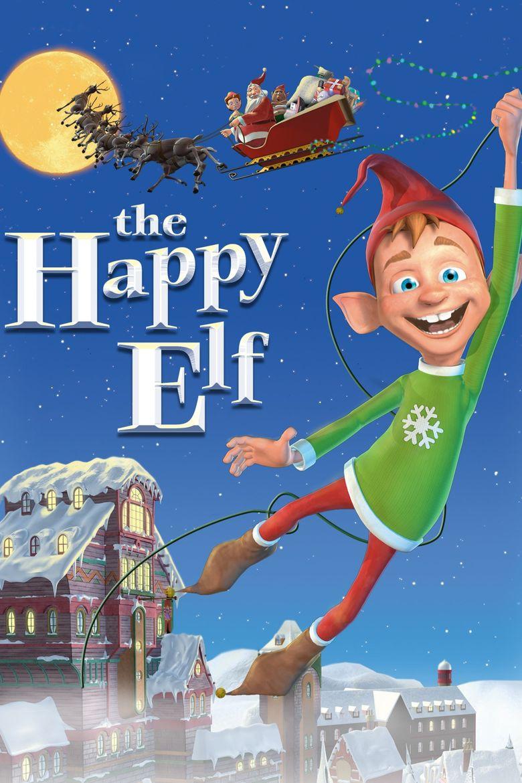 The Happy Elf Poster